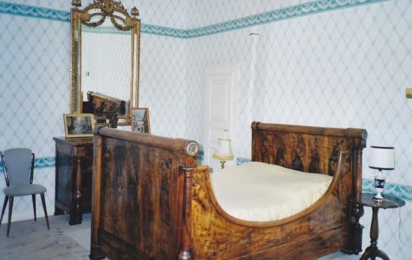 Location de vacances - Maison - Villa à Embrun - Chambre Empire 1 lit double