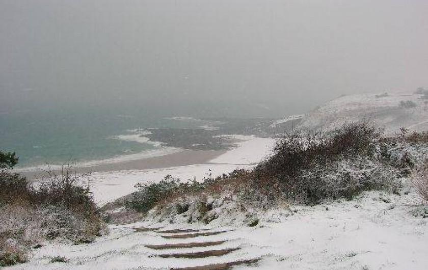 Location de vacances - Maison - Villa à Erquy - neige...