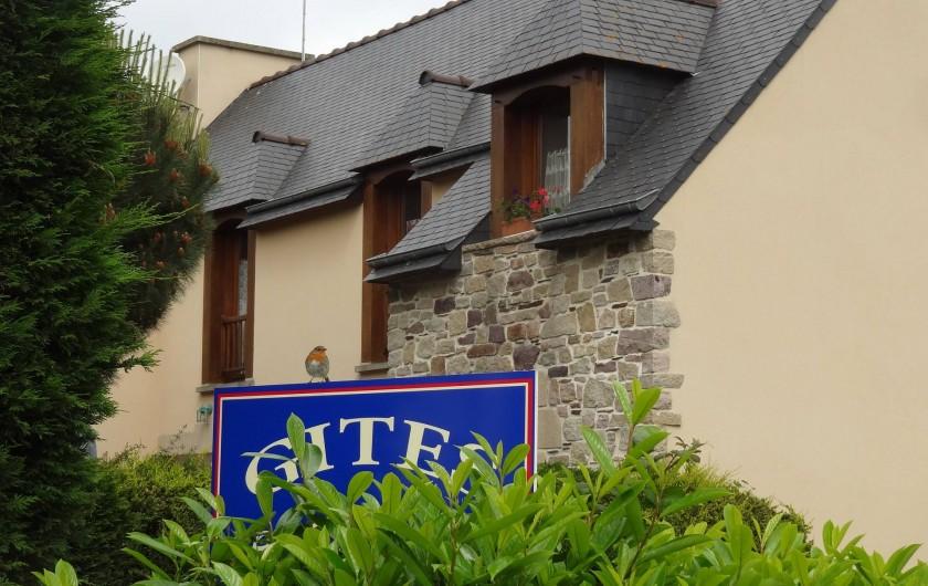 Location de vacances - Maison - Villa à Erquy - animaux bienvenus (le rouge-gorge aussi )
