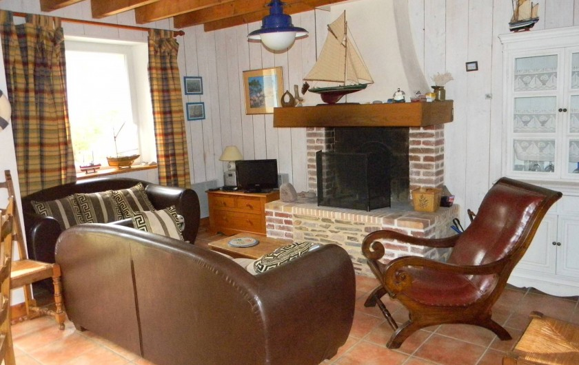 Location de vacances - Maison - Villa à Erquy - ar tcholidenn