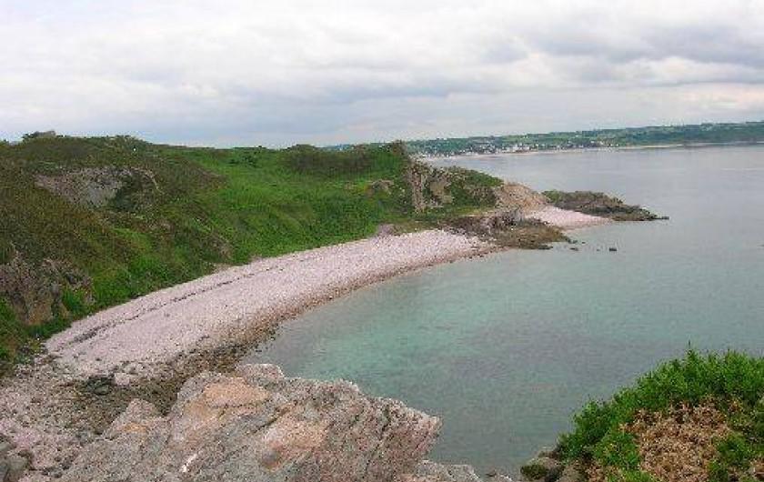 """Location de vacances - Maison - Villa à Erquy - plage du cap ou """"port blanc"""""""