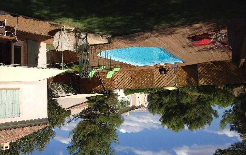 Location de vacances - Maison - Villa à Mallemort