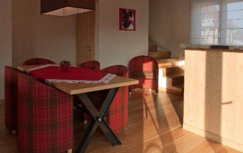 Location de vacances - Appartement à Stutzheim-Offenheim