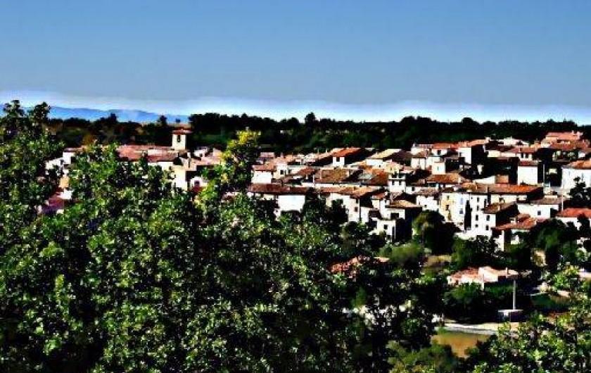 Location de vacances - Villa à Montagnac-Montpezat