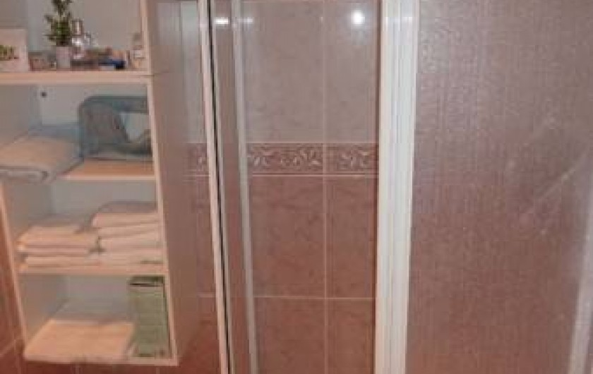 Location de vacances - Appartement à Malaga - douche