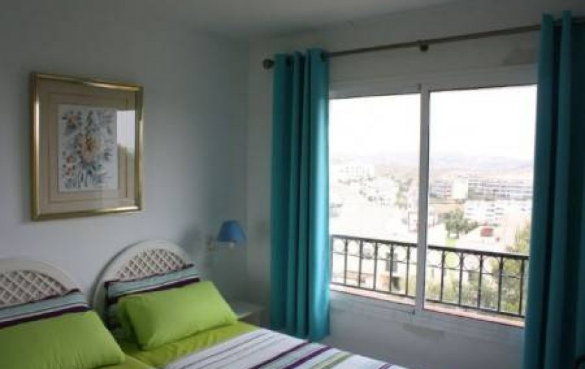 Location de vacances - Appartement à Malaga - bedroom 2
