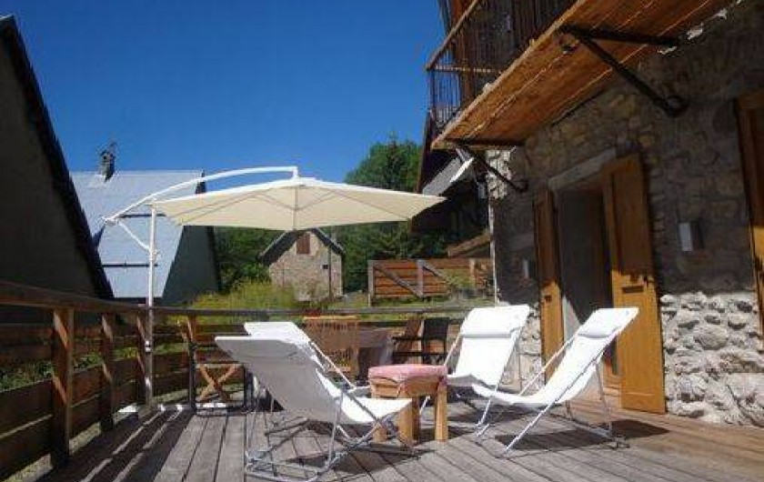 Location de vacances - Villa à Vaujany