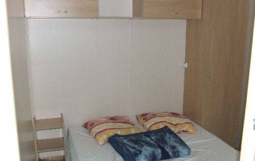 Location de vacances - Camping à Saint-Pée-sur-Nivelle