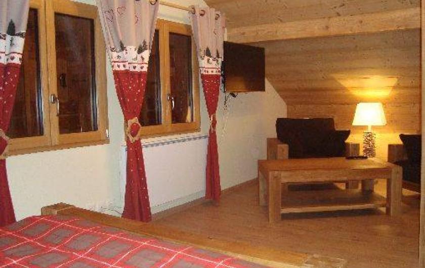 Location de vacances - Chalet à Bellevaux