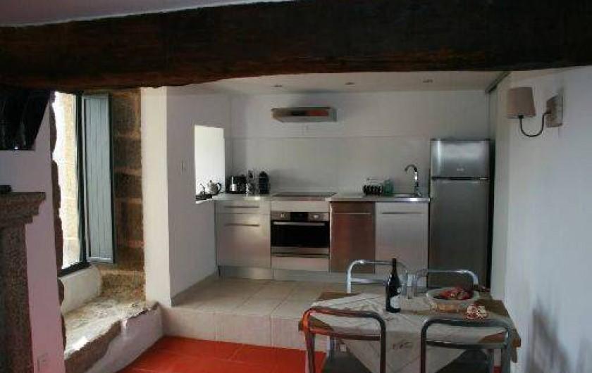 Location de vacances - Maison - Villa à Grosseto-Prugna - kitchen