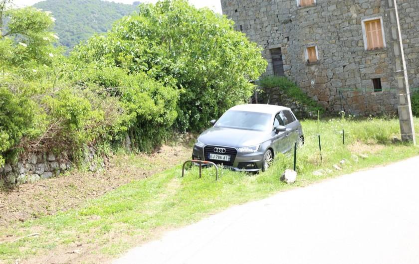 Location de vacances - Maison - Villa à Grosseto-Prugna - parling private