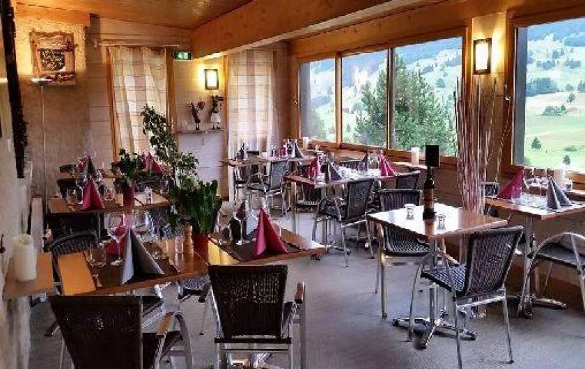 Location de vacances - Hôtel - Auberge à Les Rousses
