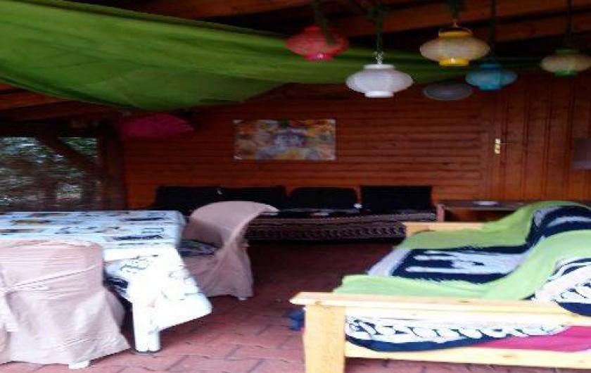 Location de vacances - Chalet à Gujan-Mestras