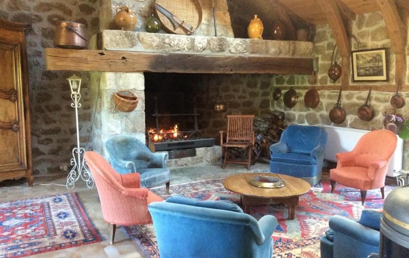 Location de vacances - Maison - Villa à Saint-Jeures