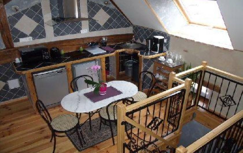 Location de vacances - Chambre d'hôtes à Barbonne-Fayel