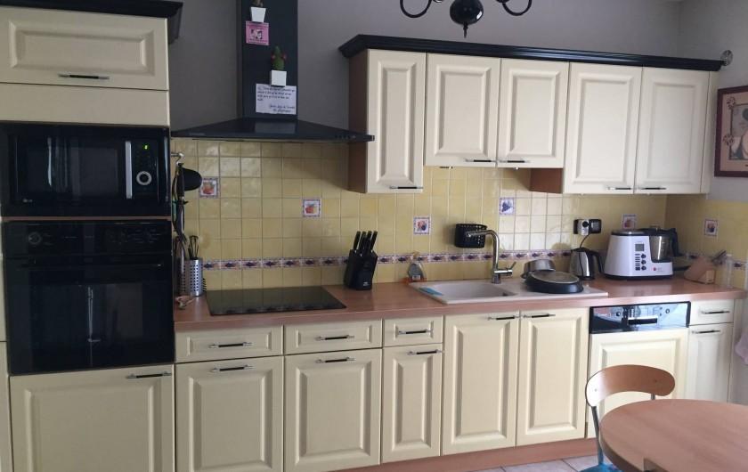 Location de vacances - Villa à Muret - la cuisine