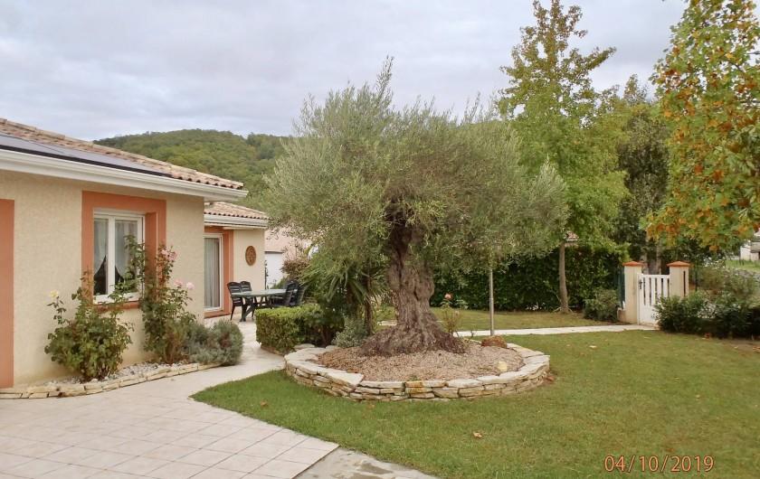 Location de vacances - Villa à Muret - Extérieur sud
