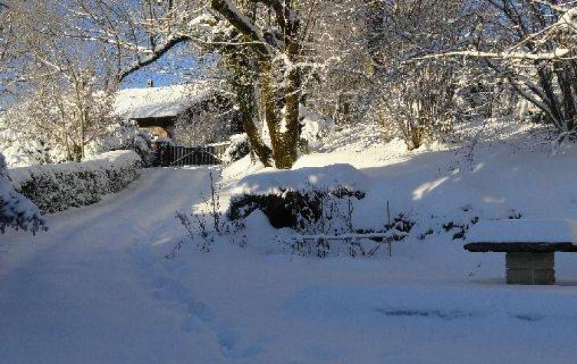 Location de vacances - Maison - Villa à Saint-Laurent-la-Roche