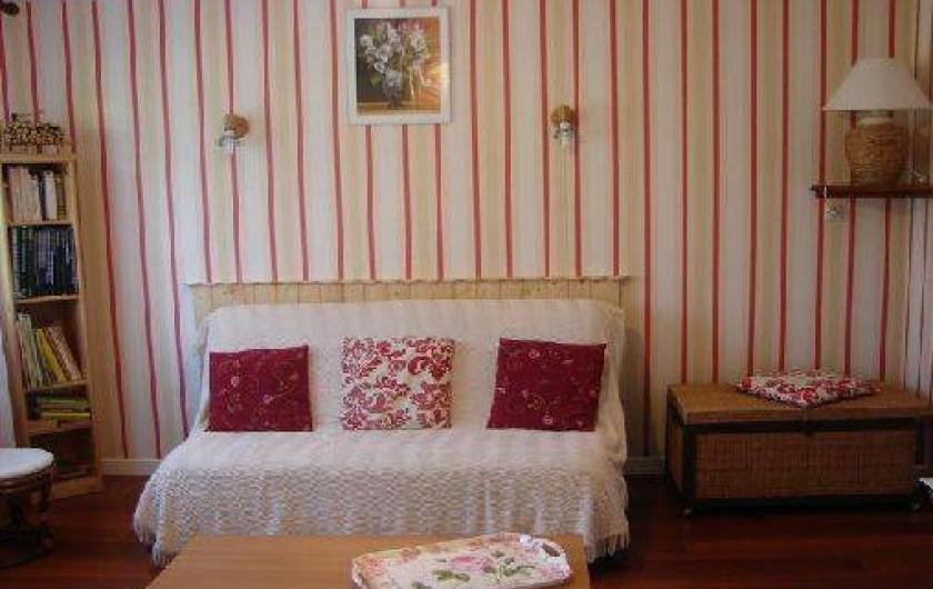 Location de vacances - Appartement à Saulxures-sur-Moselotte