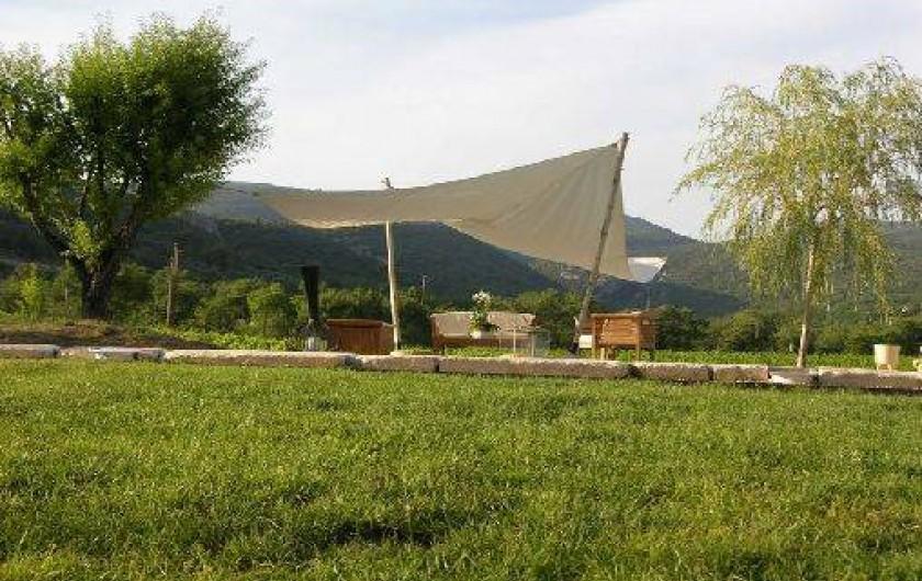 Location de vacances - Gîte à Saint-Saturnin-lès-Apt