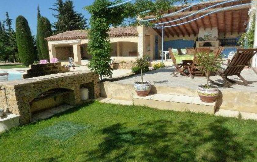 Location de vacances - Villa à Pélissanne