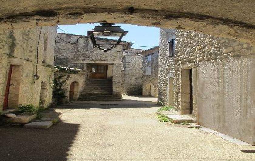Location de vacances - Gîte à Saint-Maurice-d'Ibie