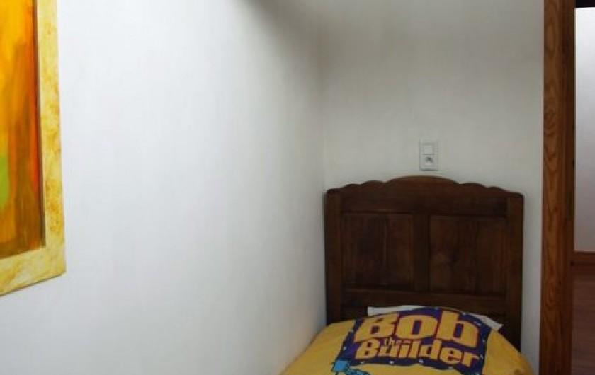 Location de vacances - Gîte à Madiran - Single bedroom