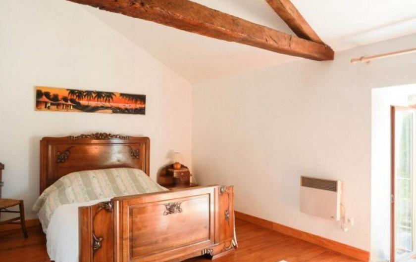Location de vacances - Gîte à Madiran - Double bedroom