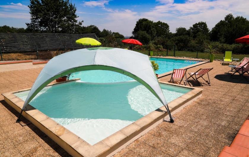 Location de vacances - Gîte à Madiran - Paddling Pool