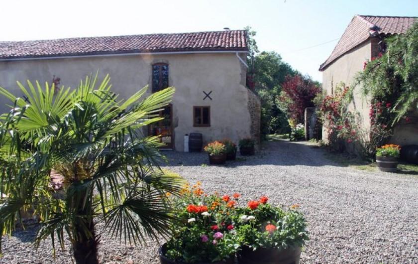 Location de vacances - Gîte à Madiran - Gite 1 Le Chai