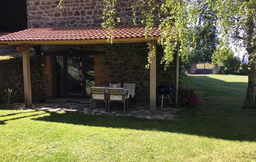 Location de vacances - Gîte à Vailhac