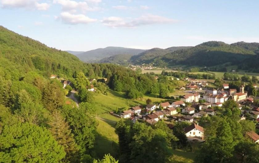 Location de vacances - Gîte à Ferdrupt - Le Village de Ferdrupt