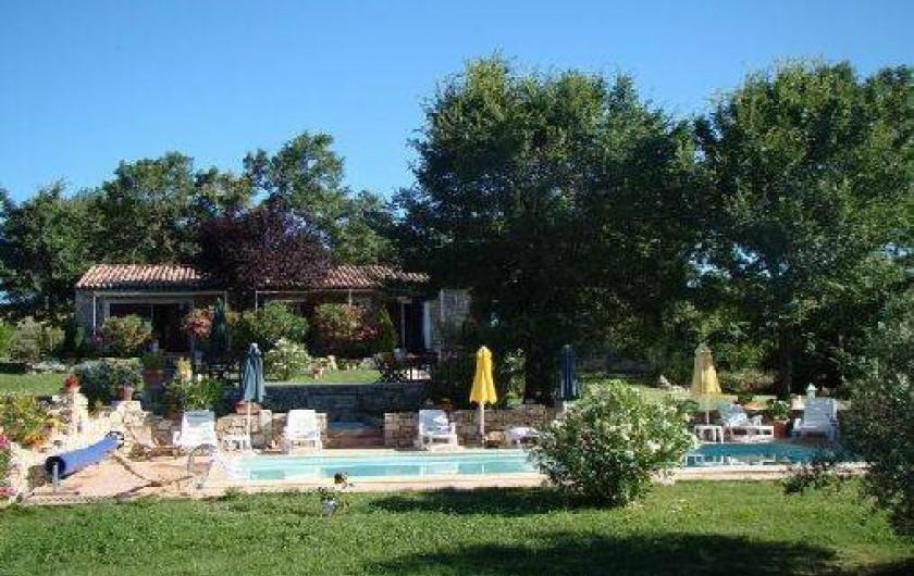 Location de vacances - Gîte à Pierrerue