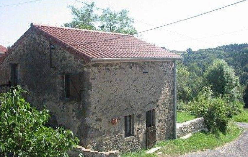 Location de vacances - Gîte à Condat-lès-Montboissier