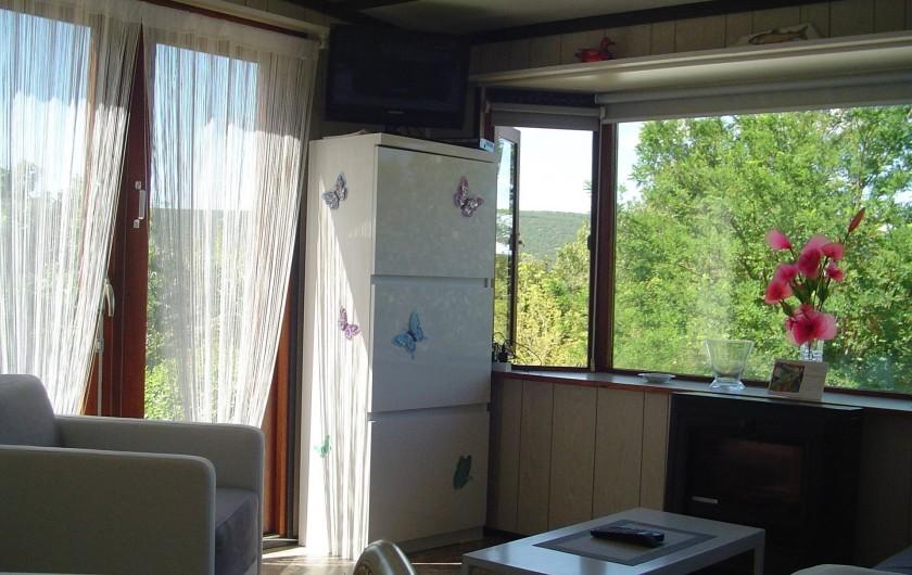 Location de vacances - Camping à Les Salles-sur-Verdon