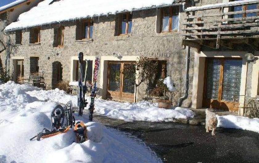 Location de vacances - Chambre d'hôtes à Chabottes