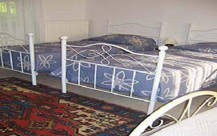 Location de vacances - Chambre d'hôtes à Bogny-sur-Meuse