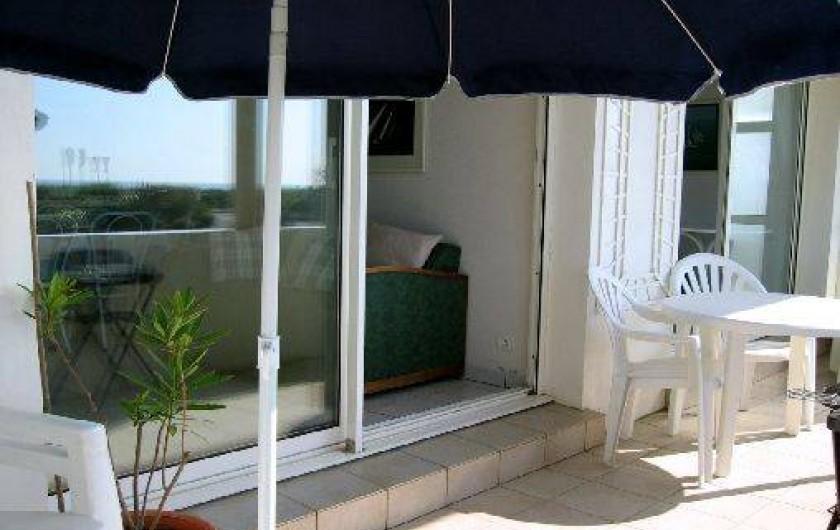 Location de vacances - Appartement à Saint-Jean-de-Monts