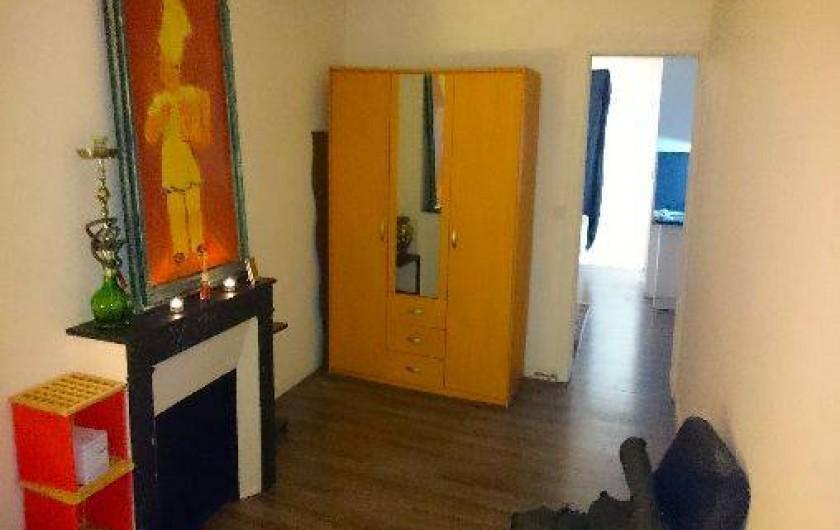 Location de vacances - Appartement à Aubervilliers