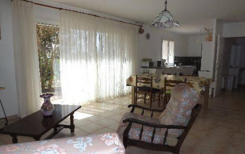 Location de vacances - Appartement à Fabrezan