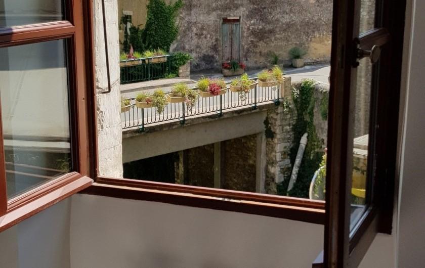Location de vacances - Appartement à Saint-Montan - Pastourelle -extérieur