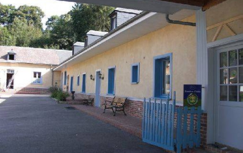 Location de vacances - Chambre d'hôtes à Naours