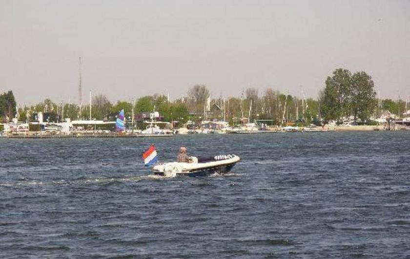 Location de vacances - Bungalow - Mobilhome à Wolphaartsdijk