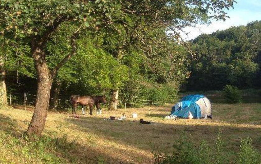 Location de vacances - Camping à Hannonville-sous-les-Côtes