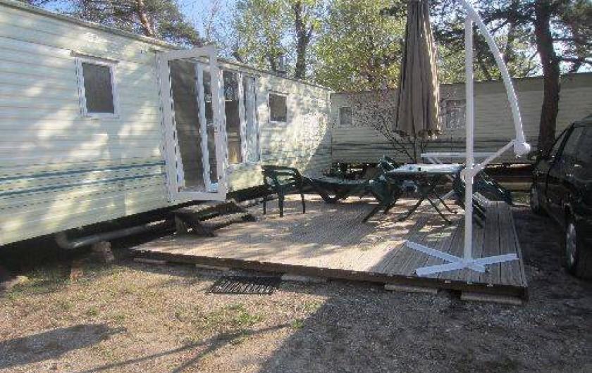 Location de vacances - Camping à Die