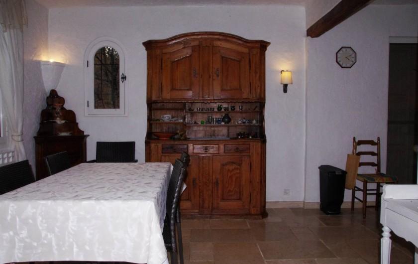 Location de vacances - Villa à Roquefort-les-Pins