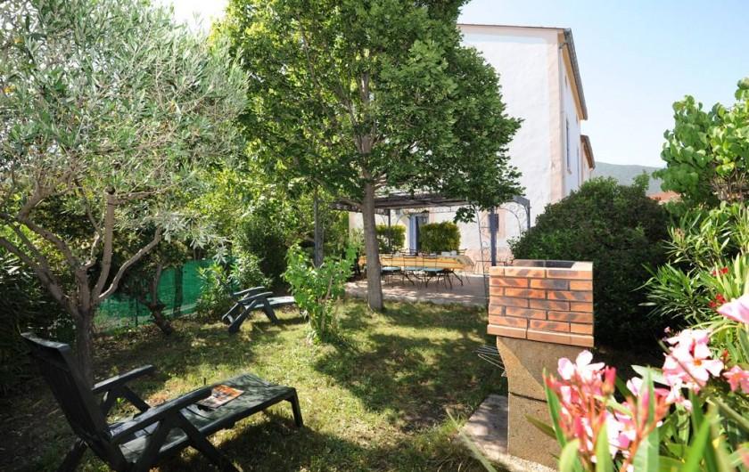 Location de vacances - Gîte à Rigarda - le barbecue