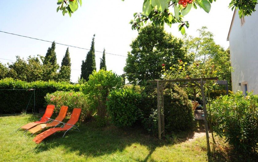 Location de vacances - Gîte à Rigarda