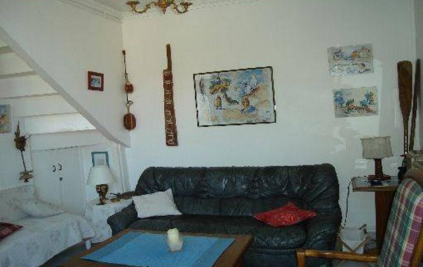 Location de vacances - Villa à Plougasnou