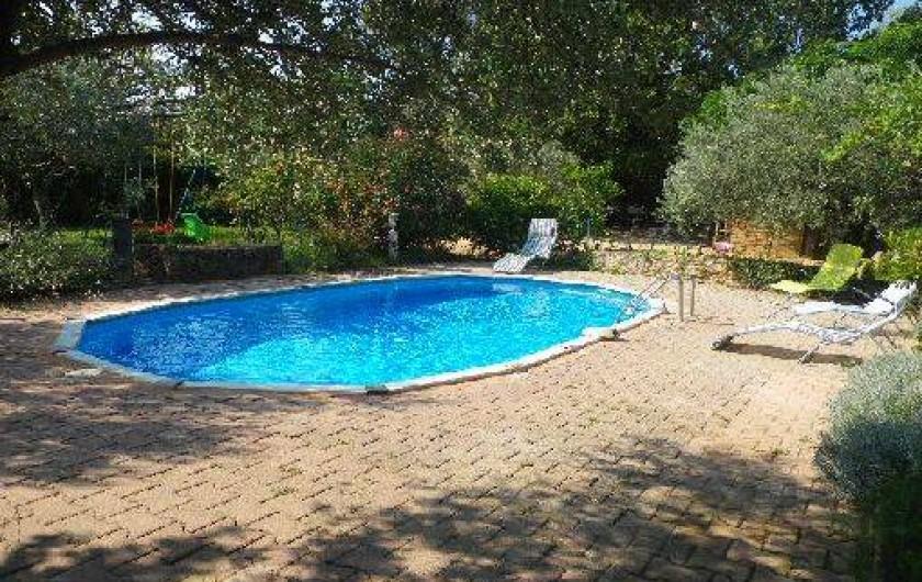 Location de vacances - Villa à Mornas